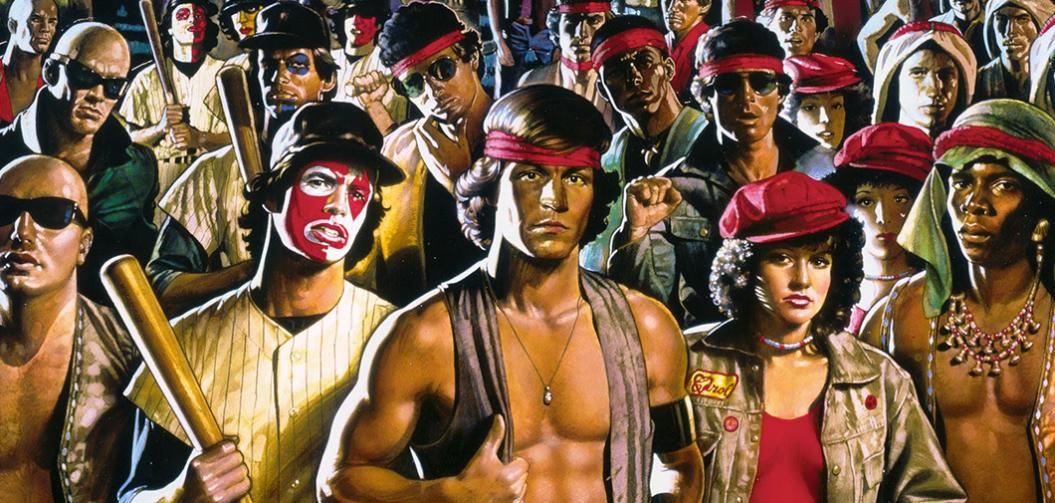 Avec The Warriors, Walter Hill offre une vision totalement stylisée des gangs