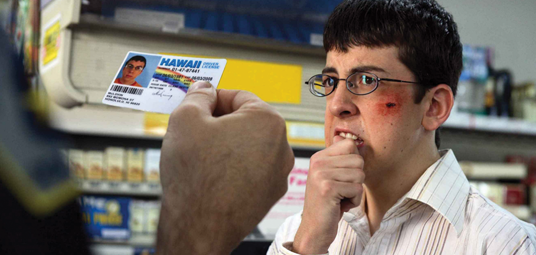 McLovin : This is not another teen movie ?
