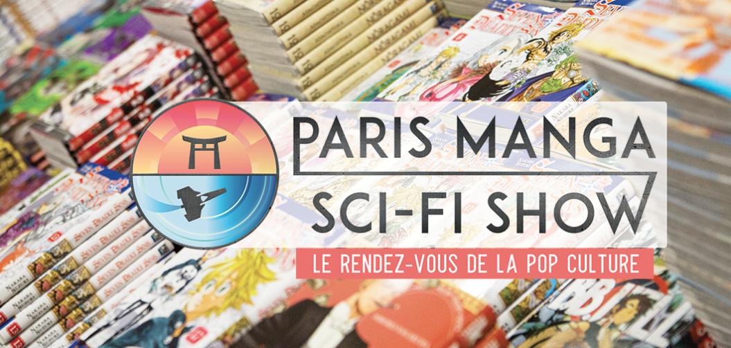 La 26ème édition du Paris Manga & Sci-Fi Show se déroulera ce week-end à Paris