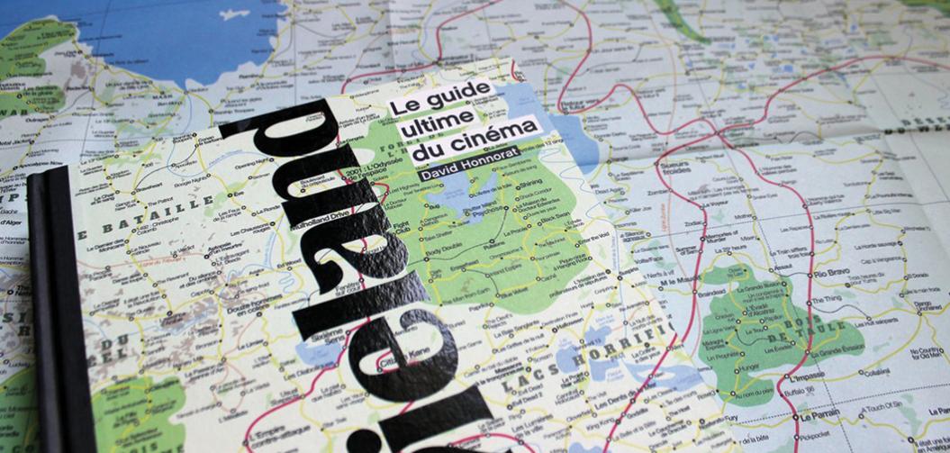 Movieland : après la carte, le livre