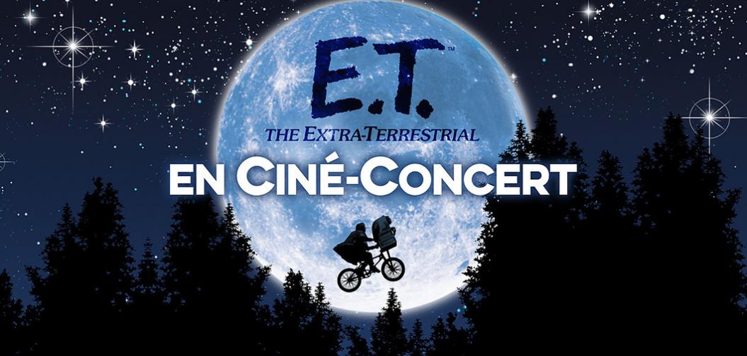 E.T. au Grand Rex pour un ciné-concert exceptionnel