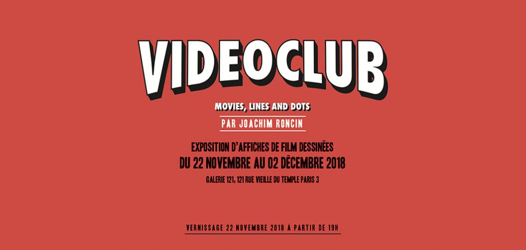 Rencontre avec Joachim Roncin, créateur d'affiches de films dessinées