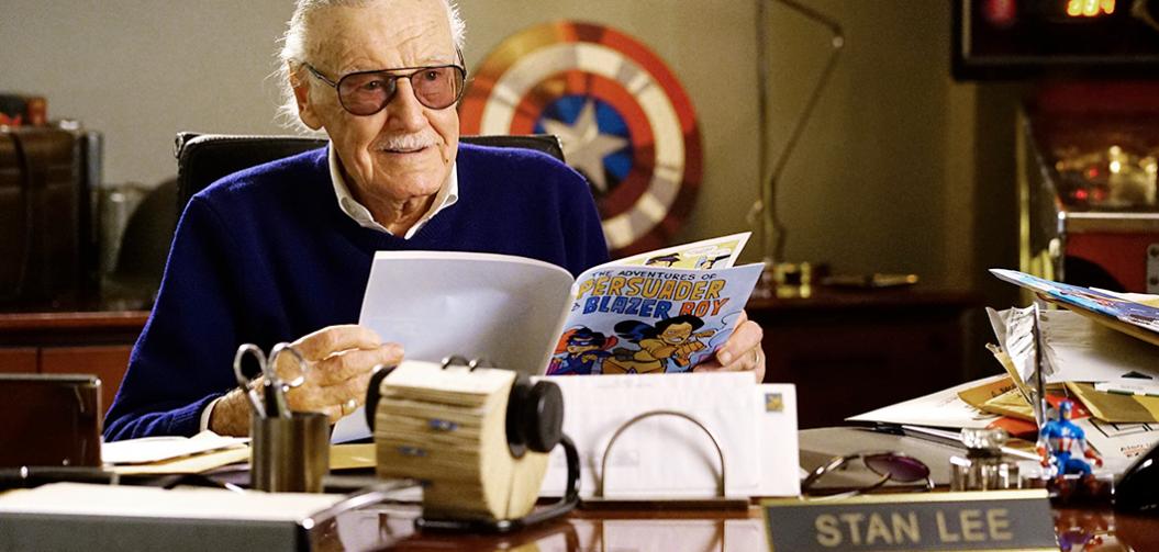 Stan Lieber est mort, pourtant Stan Lee est immortel