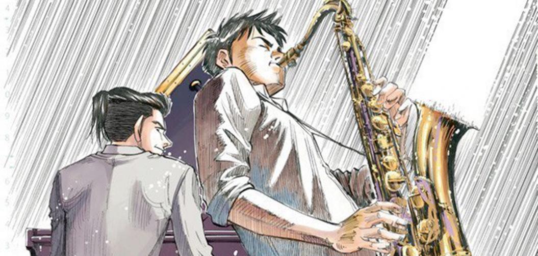 «Blue Giant», un manga à écouter avec les yeux
