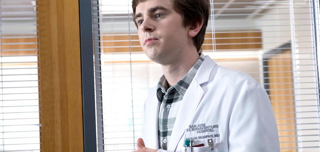Avec The Good Doctor l'autiste n'est pas juste un geek rigolo