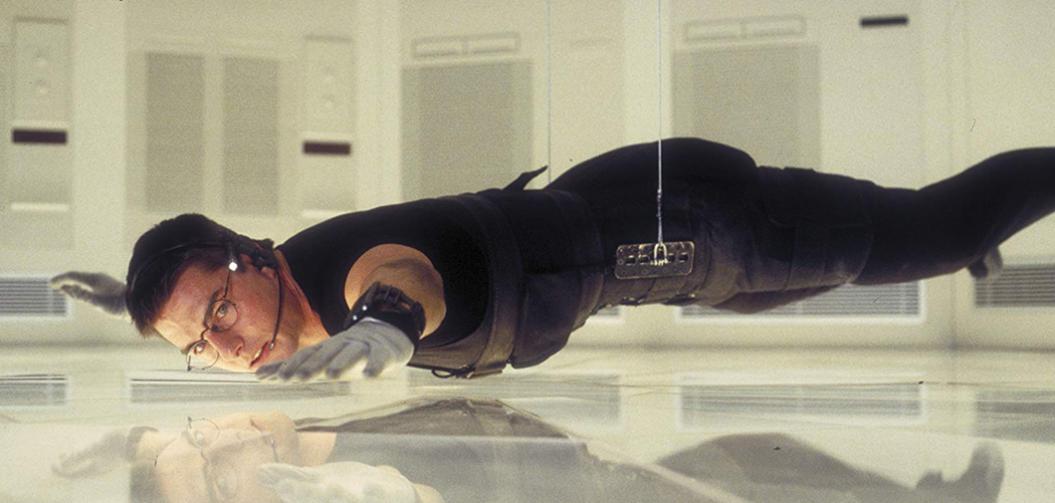 Mission: Impossible, l'homme qui ne pouvait pas mourir
