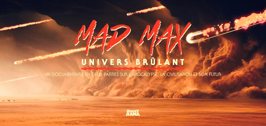 Le premier teaser de Mad Max - Univers Brûlant