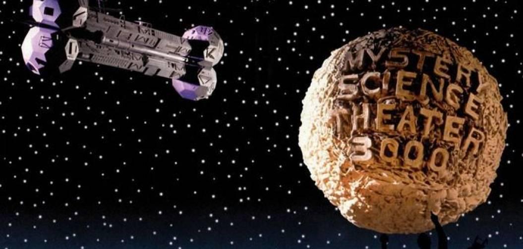 Mystery Science Theater 3000 : dans l'espace, personne ne les entend se moquer