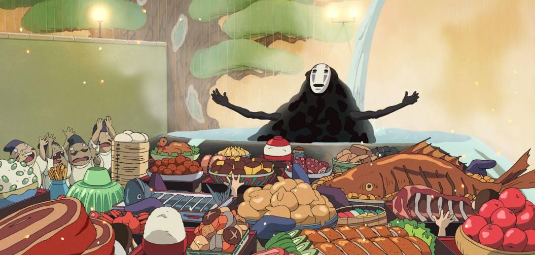 Les festins de Hayao Miyazaki (et pour quelques ramen de plus)