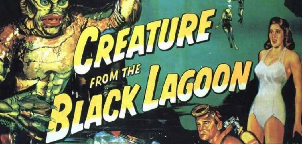 Pop poster - L'Étrange Créature du lac noir