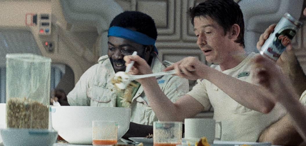 Happy Meal : Le petit-déjeuner d'Alien