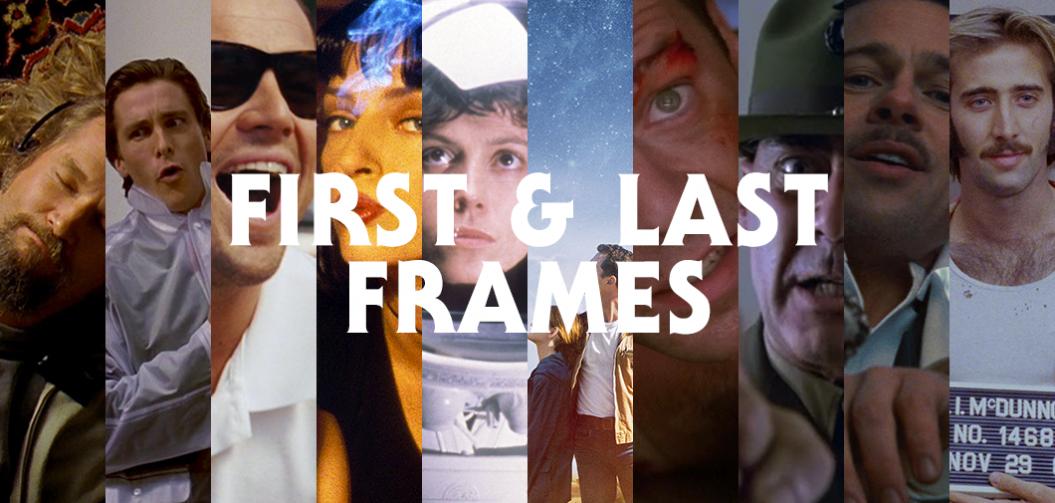 Première et dernière scènes d'une série de 200 films