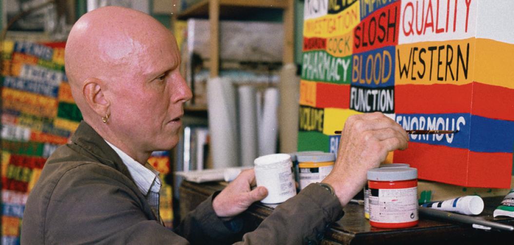 Hommage à Stanley Donwood, l'homme derrière l'artwork de Radiohead